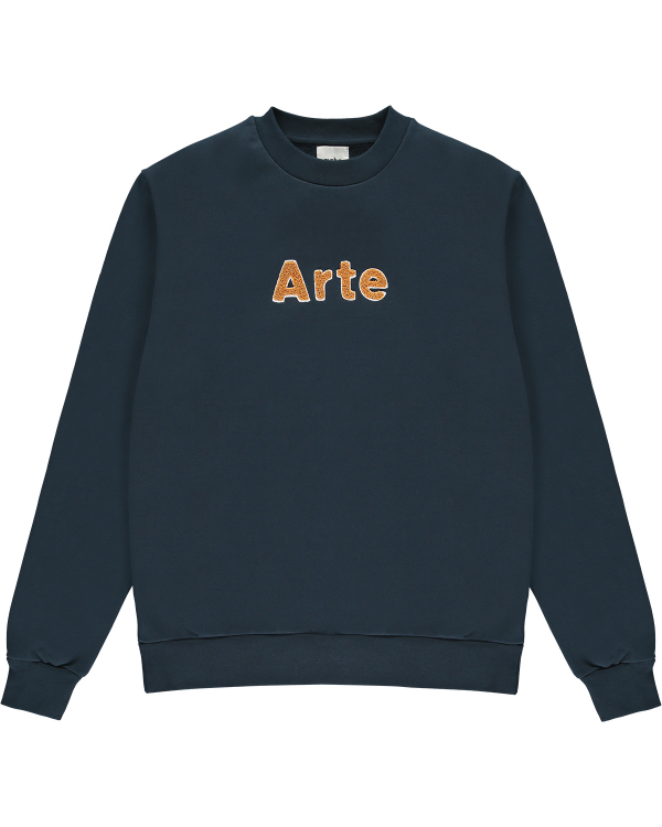 ARTE CHRIS SWEATSHIRT NAVY