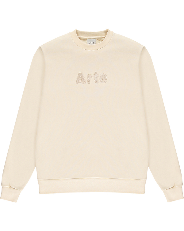 ARTE CHRIS CREME SWEAT