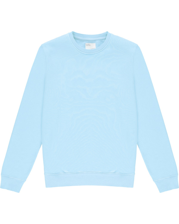 COLORFUL STANDARD CREW BLUE