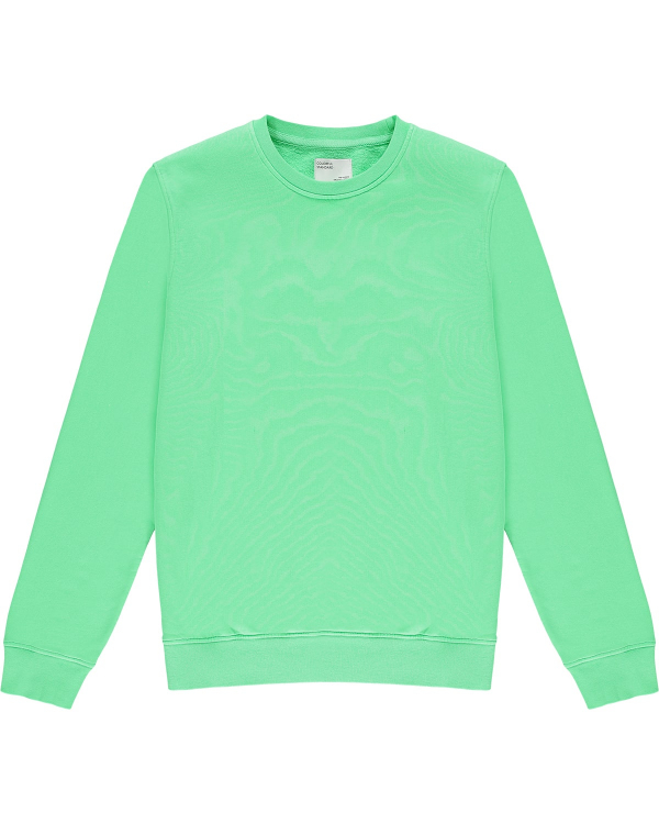 COLORFUL STANDARD CREW MINT