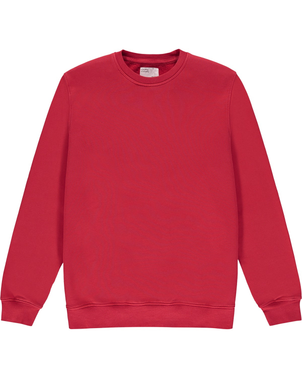 COLORFUL STANDARD CREW RED