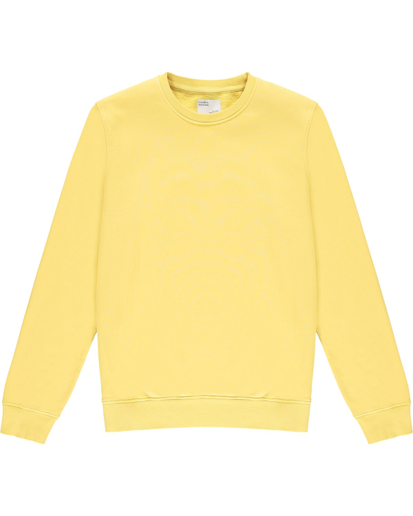 COLORFUL STANDARD CREW YELLOW