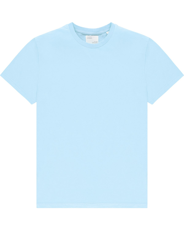 COLORFUL STANDARD TEE BLUE