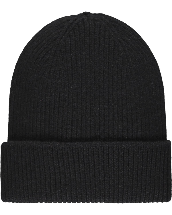 COLORFUL STANDARD BEANIE BLACK
