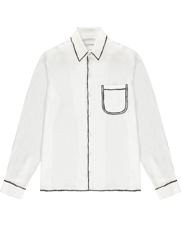 DANIEL FLETCHER EDGE PAINT SHIRT