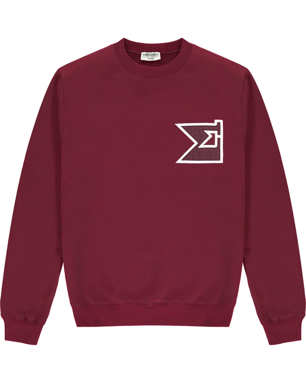 Editions M.R Marc Sigma Patch Sweatshirt