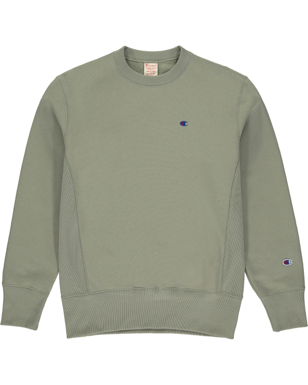 CHAMPION CREWNECK GREEN