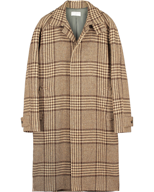 EDITIONS M.R MAC HUNTING COAT BROWN