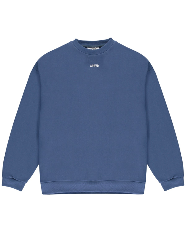 APRVD LOGO CREWNECK SWEAT