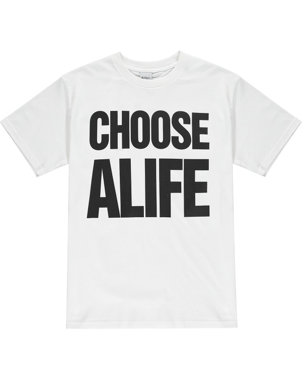 ALIFE CHOOSE ALIFE TEE