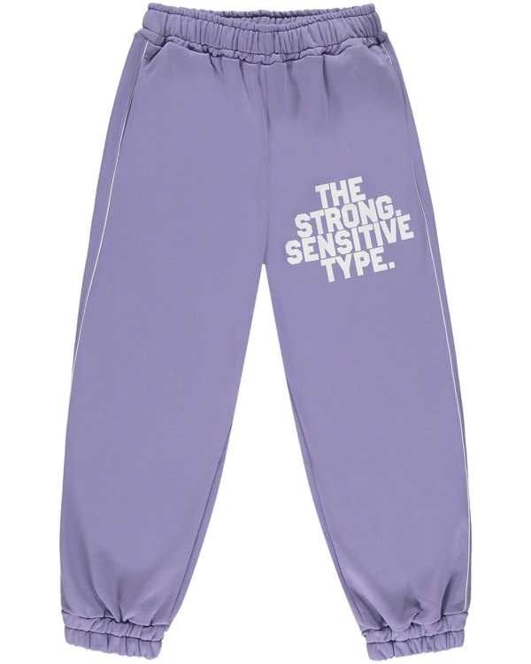 MARTIN ASBJORN NATHAN SWEATPANTS PURPLE