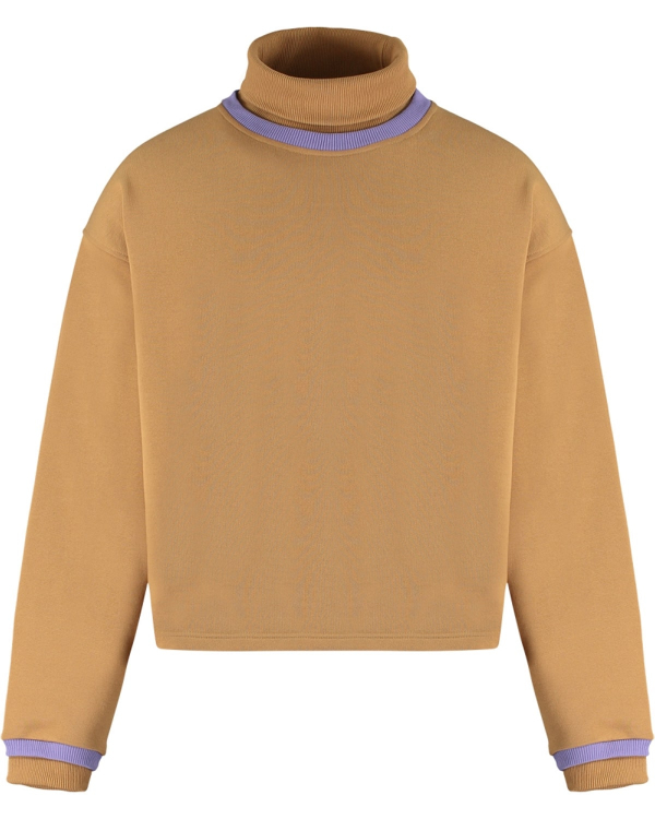 MARTIN ASBJORN NATHAN TURTLENECK BROWN