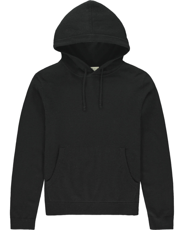 PEOPLE'S REPUBLIC OF CASHMERE ORIGINAL HOODIE BLACK