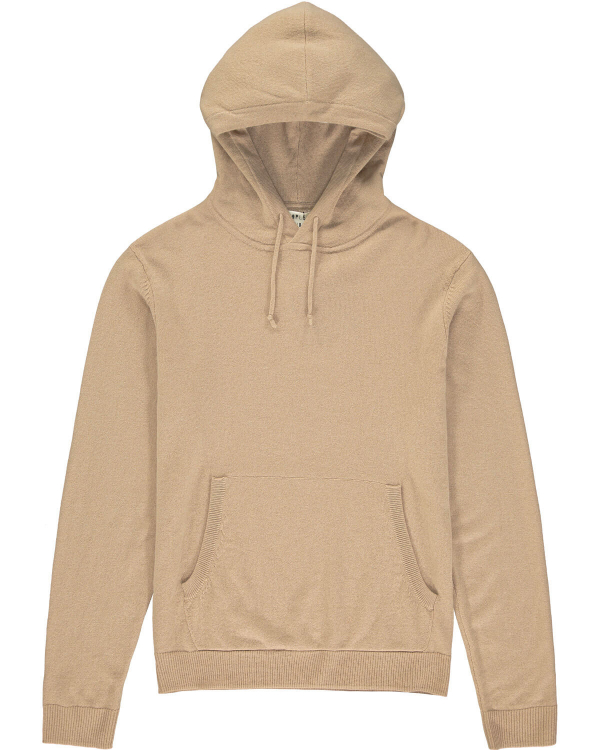 PEOPLE'S REPUBLIC OF CASHMERE ORIGINAL HOODIE CAMEL