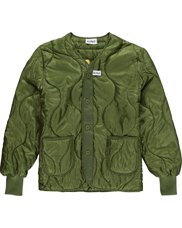 ALIFE MILITARY LAYER OLIVE-GREEN