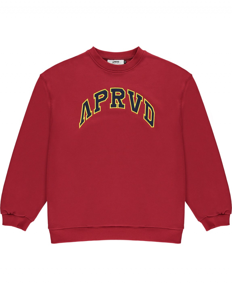 APRVD COLLEGE RED