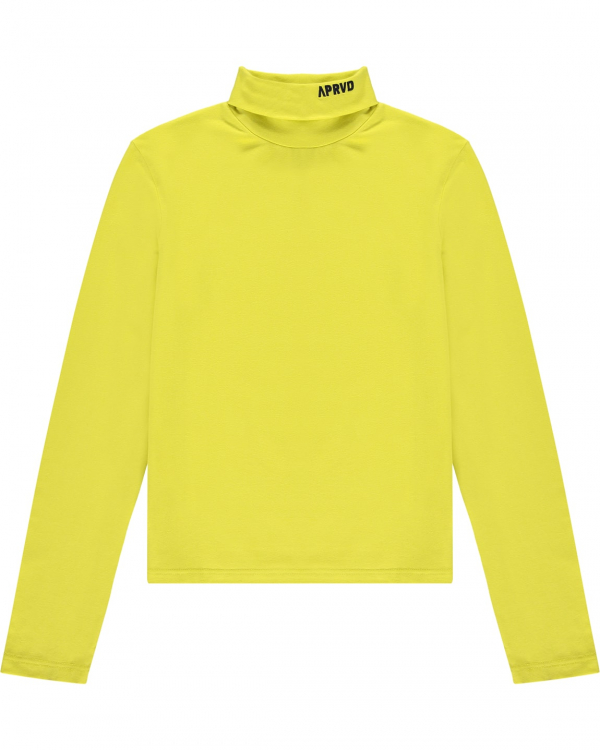 APRVD TURTLENECK YELLOW