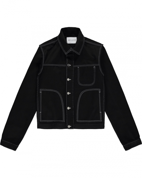 DANIEL W FLETCHER STITCH JACKET