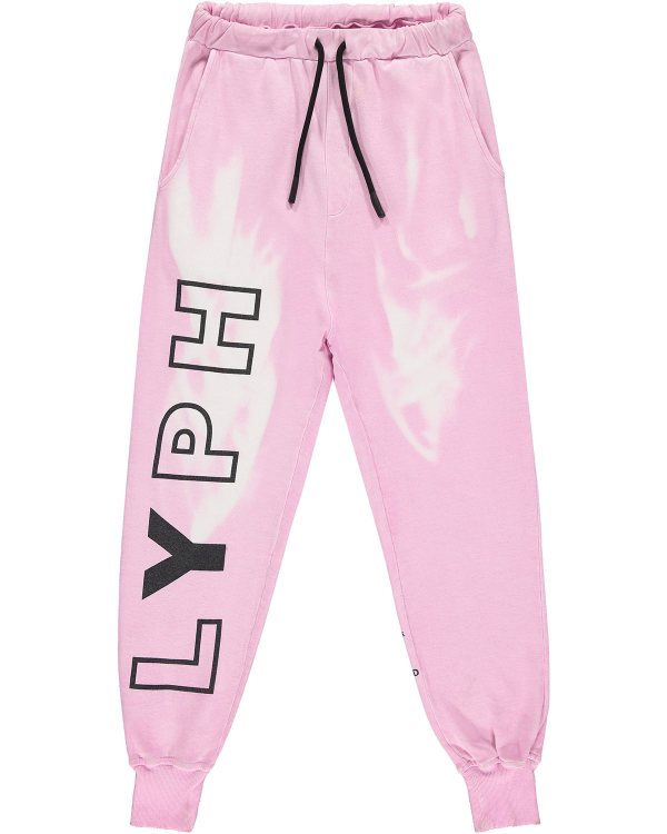 LYPH EDNA SWEATPANT PINK