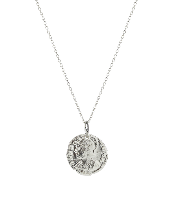 Deborah Blyth Coin Necklace