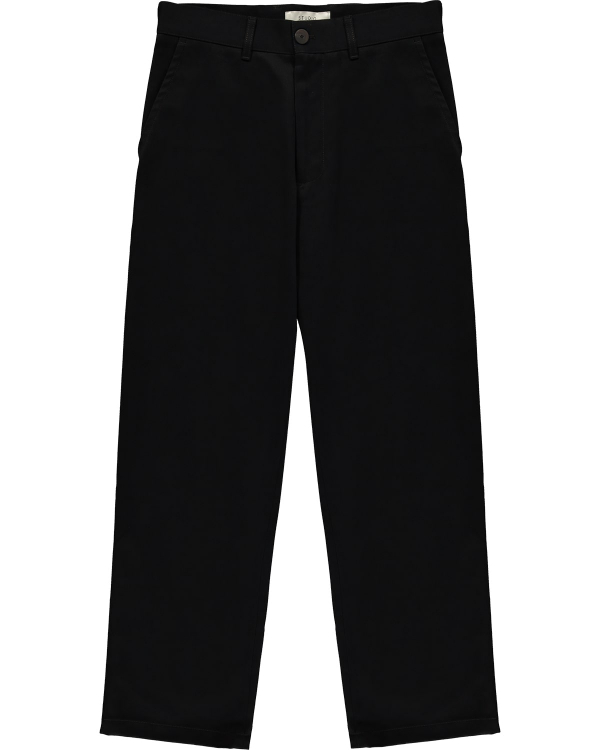 Studio Nicholson Cotton Twill Black