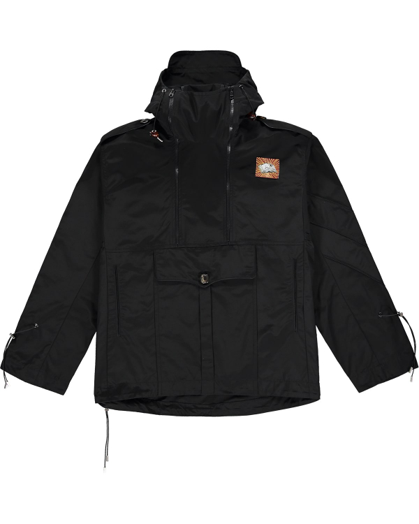 Boramy Viguier Windbreaker Black