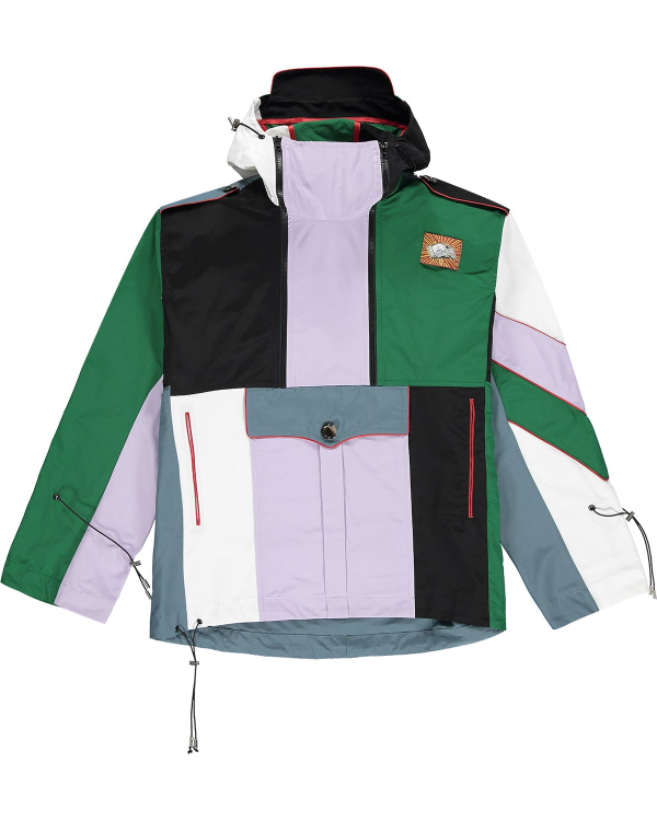 Boramy Viguier Windbreaker Multi