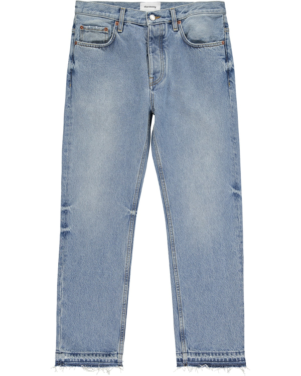 Harmony Dorian Jeans Light-Blue