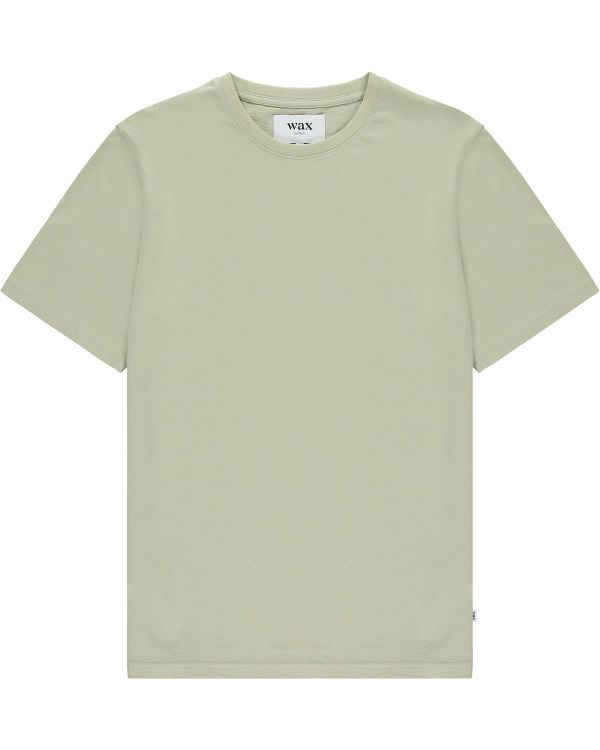 Wax London T-Shirt Sage