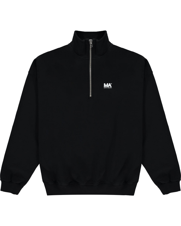 Martin Asbjorn Turtleneck Black